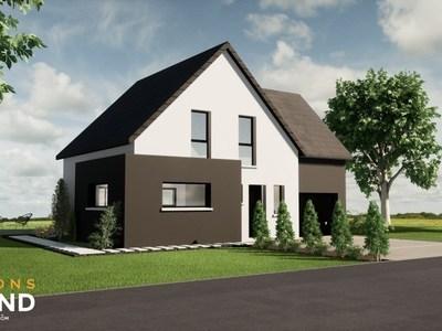 Maison neuve, 124 m² - Héricourt (70400)