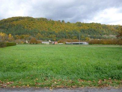 Terrain neuf, 1 550 m²