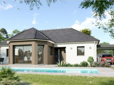 Maison neuve, 95 m² - Evreux (27000)