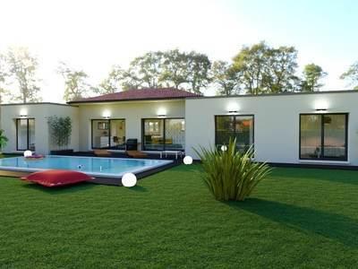 Maison neuve, 120 m² - Couzeix (87270)