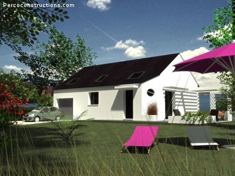 Maison neuve, 88 m²