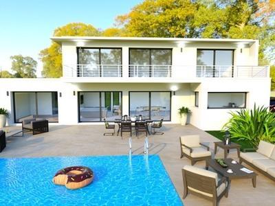 Maison neuve, 165 m² - Puyricard (13540)