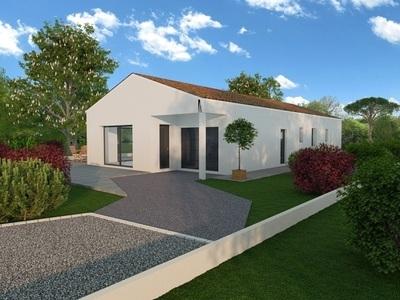 Maison neuve, 95 m² - Reignat (63160)
