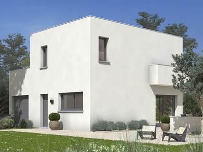 Maison neuve, 90 m² - Juvignac (34990)