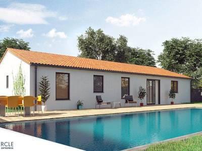 Maison neuve, 105 m² - Lignerolles (03410)