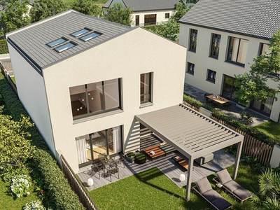 Maison neuve, 105 m² - Juniville (08310)