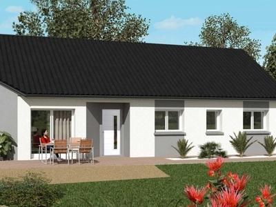 Maison neuve, 85 m² - Vierzon (18100)