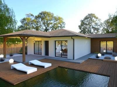 Maison neuve, 150 m² - Mérignac (33700)