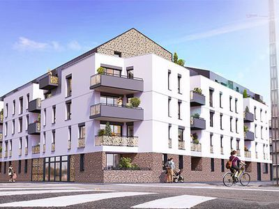 COURS LAMARTINE (Appartements) - Nantes (44000)