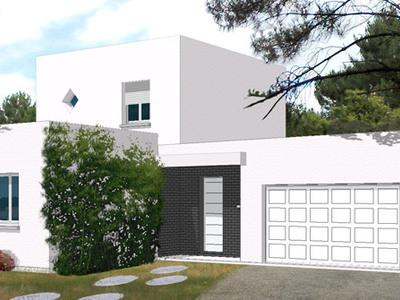 Maison neuve, 117 m²