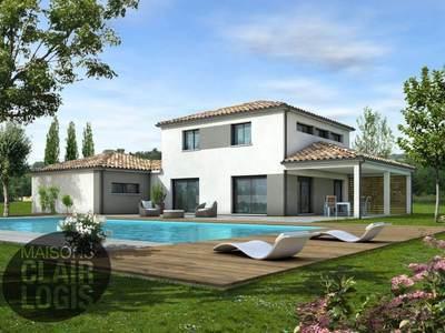 Maison neuve, 90 m² - Fabrègues (34690)