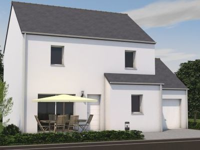 Maison neuve - Trélivan (22100)