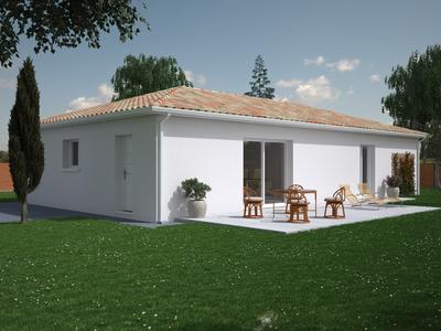 Maison neuve, 111 m²