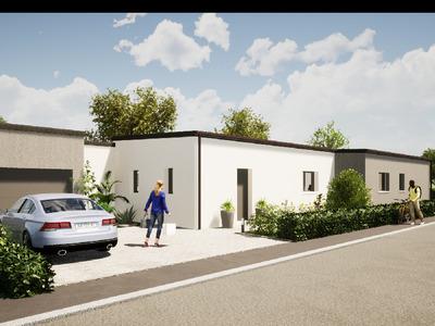 Maison neuve - Sainte-Luce-sur-Loire (44980)
