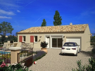 Maison neuve, 93 m² - Niort (79000)