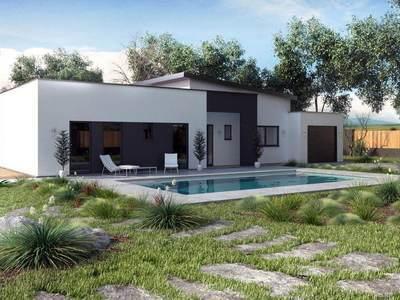 Maison neuve, 95 m² - Bouguenais (44340)