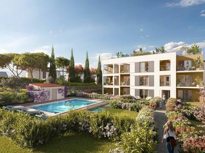 447 Jardin Secret - Antibes (06600)