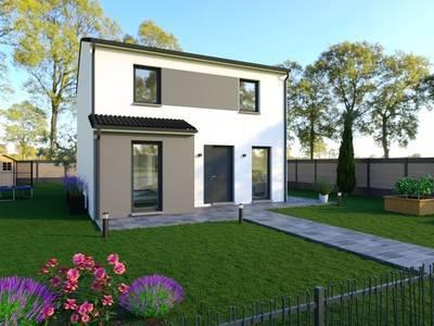 Maison neuve, 118 m² - Charron (17230)