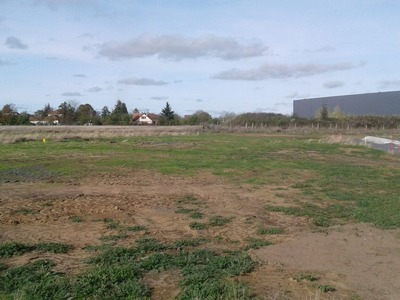 Terrain à bâtir, 615 m²