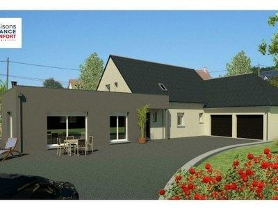 Maison neuve, 201 m²