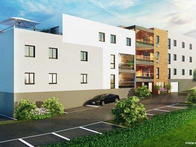 Appartement neuf, 90 m²