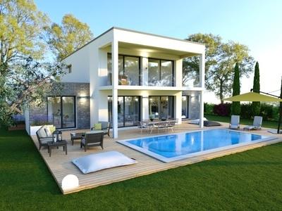 Maison neuve, 191,94 m²