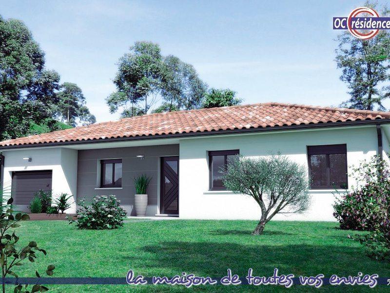 Oc residences saint thib ry maisons de 5 pi ces 203000 for Maison neuve herault
