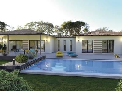 Maison neuve, 137 m² - Mérignac (33700)