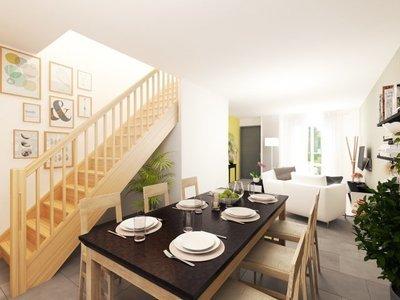 Maison neuve, 87 m² - Vertou (44120)