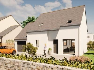 Maison neuve, 104 m² - Calorguen (22100)