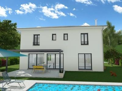 Maison neuve, 156 m²