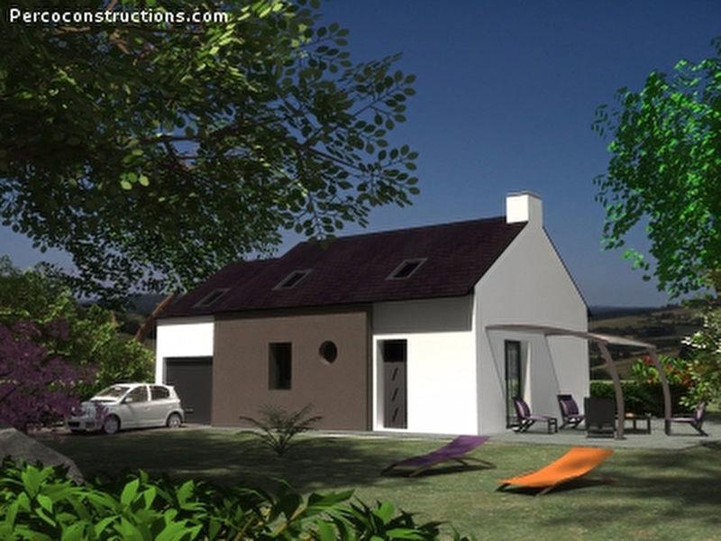 Maison neuve, 87,17 m²