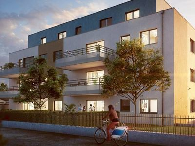 Appartement neuf, 66 m²