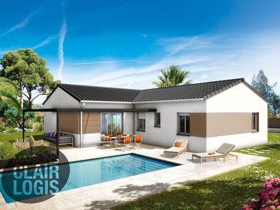 Maison neuve, 100 m² - Pompignan (82170)
