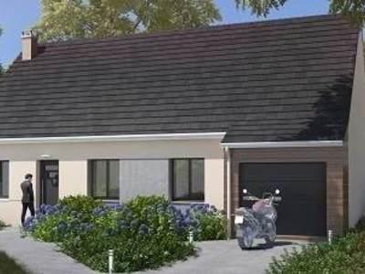 Maison neuve, 87,44 m²