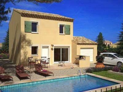 Maison neuve, 88 m² - Luçon (85400)