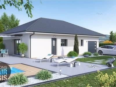 Maison neuve, 80 m² - Le Crès (34920)