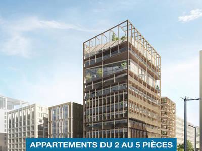 L'AUTRE RIVE - Appartements Neufs - Bordeaux (33100)