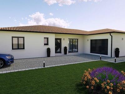 Maison neuve, 172 m²
