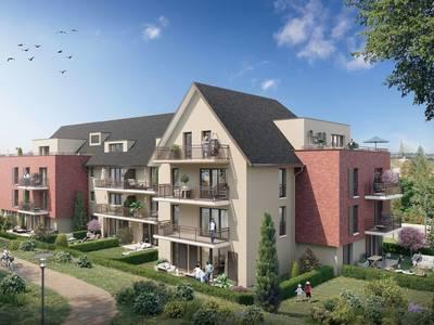 LES HAUTS D'HONFLEUR - Honfleur (14600)