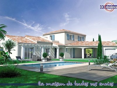 Maison neuve, 163 m²
