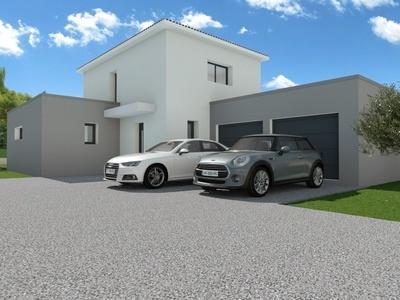 Maison neuve, 128 m² - Teyran (34820)