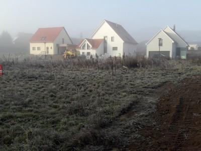 Terrain à bâtir, 640 m²