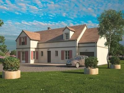 Maison neuve, 114 m²