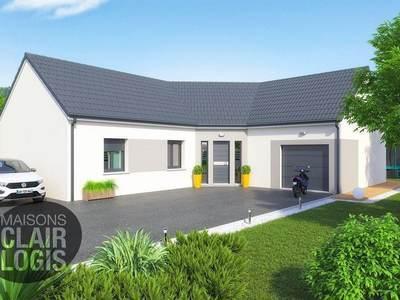 Maison neuve, 126 m² - Randan (63310)