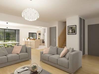 Maison neuve, 108 m² - Sainte-Luce-sur-Loire (44980)