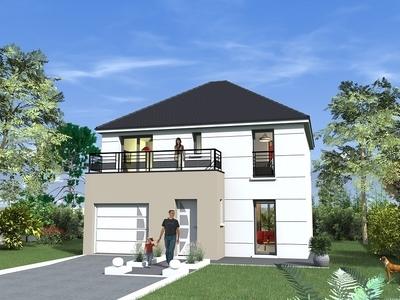 maison neuve les clayes sous bois ventana blog. Black Bedroom Furniture Sets. Home Design Ideas
