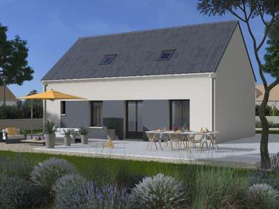 Maison neuve, 80 m² - Chilly-Mazarin (91380)