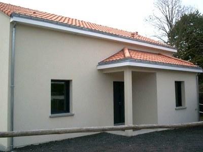Maison neuve, 80 m² - Moreilles (85450)