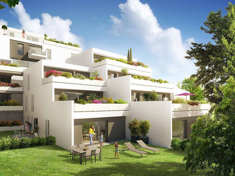 vinci immobilier bayonne ella a les jardins 172000 superimmoneuf. Black Bedroom Furniture Sets. Home Design Ideas